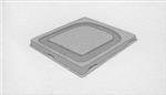 Coperchio clip trasparente 1044 pz