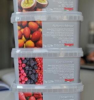 Puree di frutta